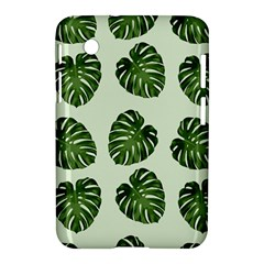 Leaf Pattern Seamless Background Samsung Galaxy Tab 2 (7 ) P3100 Hardshell Case  by BangZart