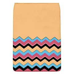 Chevrons Patterns Colorful Stripes Flap Covers (s)  by BangZart