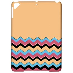 Chevrons Patterns Colorful Stripes Apple Ipad Pro 9 7   Hardshell Case