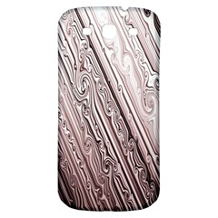Vintage Pattern Background Wallpaper Samsung Galaxy S3 S Iii Classic Hardshell Back Case by BangZart