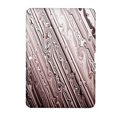 Vintage Pattern Background Wallpaper Samsung Galaxy Tab 2 (10 1 ) P5100 Hardshell Case  by BangZart