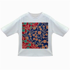 Floral Seamless Pattern Vector Texture Infant/toddler T Shirts
