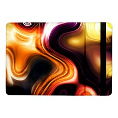 Colourful Abstract Background Design Samsung Galaxy Tab Pro 10 1  Flip Case by BangZart