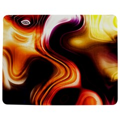 Colourful Abstract Background Design Jigsaw Puzzle Photo Stand (rectangular) by BangZart