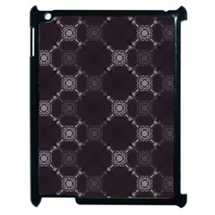 Abstract Seamless Pattern Background Apple Ipad 2 Case (black) by BangZart