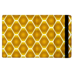 Snake Abstract Pattern Apple Ipad 3/4 Flip Case by BangZart