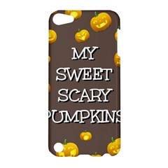Hallowen My Sweet Scary Pumkins Apple Ipod Touch 5 Hardshell Case by BangZart