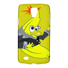 Funny Cartoon Punk Banana Illustration Galaxy S4 Active