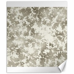 Wall Rock Pattern Structure Dirty Canvas 20  X 24   by BangZart