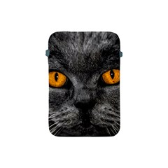 Cat Eyes Background Image Hypnosis Apple Ipad Mini Protective Soft Cases by BangZart