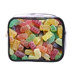 Jelly Beans Candy Sour Sweet Mini Toiletries Bags by BangZart