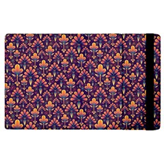 Abstract Background Floral Pattern Apple Ipad Pro 9 7   Flip Case by BangZart