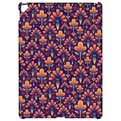 Abstract Background Floral Pattern Apple Ipad Pro 12 9   Hardshell Case by BangZart