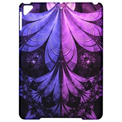 Beautiful Lilac Fractal Feathers Of The Starling Apple Ipad Pro 9 7   Hardshell Case by jayaprime