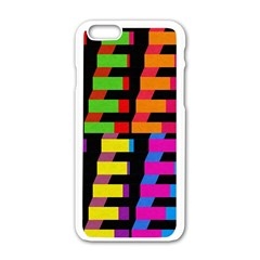Colorful Rectangles And Squares                  Motorola Moto E Hardshell Case by LalyLauraFLM