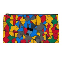Stained Glass                  Pencil Case by LalyLauraFLM