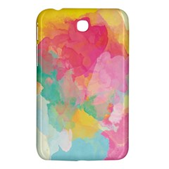 Pastel Watercolors Canvas                  Nokia Lumia 925 Hardshell Case by LalyLauraFLM