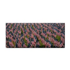 Repetition Retro Wallpaper Stripes Cosmetic Storage Cases by BangZart