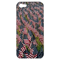 Repetition Retro Wallpaper Stripes Apple Iphone 5 Hardshell Case