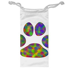 Paw Jewelry Bag