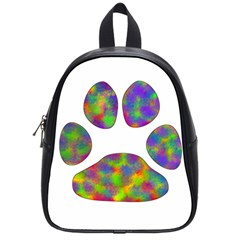 Paw School Bags (small)  by BangZart
