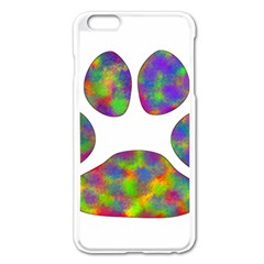 Paw Apple Iphone 6 Plus/6s Plus Enamel White Case by BangZart