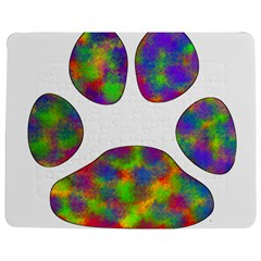 Paw Jigsaw Puzzle Photo Stand (rectangular) by BangZart