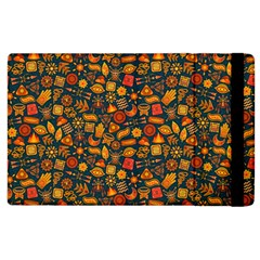 Pattern Background Ethnic Tribal Apple Ipad 3/4 Flip Case by BangZart