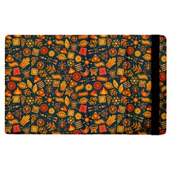 Pattern Background Ethnic Tribal Apple Ipad Pro 12 9   Flip Case by BangZart