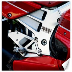 Footrests Motorcycle Page Canvas 16  X 16   by BangZart