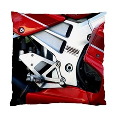 Footrests Motorcycle Page Standard Cushion Case (two Sides) by BangZart