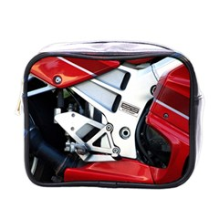 Footrests Motorcycle Page Mini Toiletries Bags by BangZart
