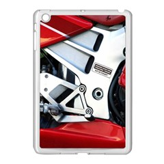 Footrests Motorcycle Page Apple Ipad Mini Case (white) by BangZart