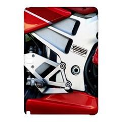 Footrests Motorcycle Page Samsung Galaxy Tab Pro 10 1 Hardshell Case by BangZart