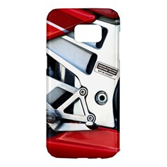 Footrests Motorcycle Page Samsung Galaxy S7 Edge Hardshell Case