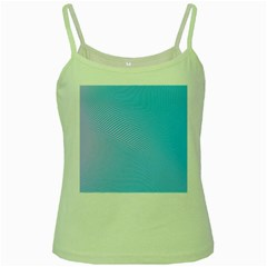 Background Graphics Lines Wave Green Spaghetti Tank