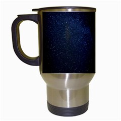 Cosmos Dark Hd Wallpaper Milky Way Travel Mugs (white) by BangZart