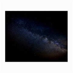 Cosmos Dark Hd Wallpaper Milky Way Small Glasses Cloth by BangZart