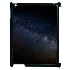 Cosmos Dark Hd Wallpaper Milky Way Apple Ipad 2 Case (black) by BangZart