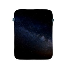 Cosmos Dark Hd Wallpaper Milky Way Apple Ipad 2/3/4 Protective Soft Cases by BangZart