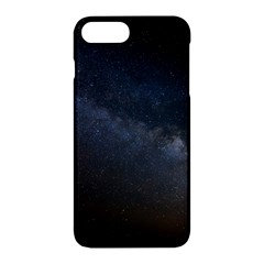 Cosmos Dark Hd Wallpaper Milky Way Apple Iphone 7 Plus Hardshell Case by BangZart