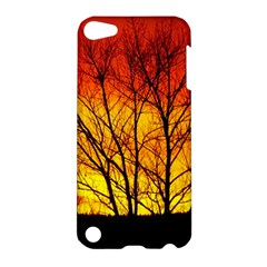 Sunset Abendstimmung Apple Ipod Touch 5 Hardshell Case by BangZart