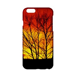 Sunset Abendstimmung Apple Iphone 6/6s Hardshell Case