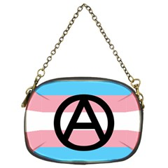 Anarchist Pride Chain Purses (two Sides)  by TransPrints