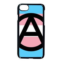 Anarchist Pride Apple Iphone 7 Seamless Case (black) by TransPrints