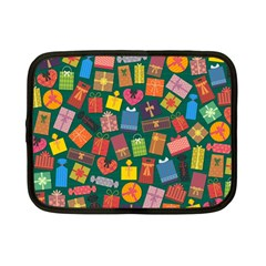 Presents Gifts Background Colorful Netbook Case (small)  by BangZart