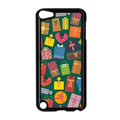 Presents Gifts Background Colorful Apple Ipod Touch 5 Case (black) by BangZart