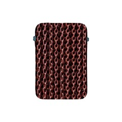 Chain Rusty Links Iron Metal Rust Apple Ipad Mini Protective Soft Cases by BangZart