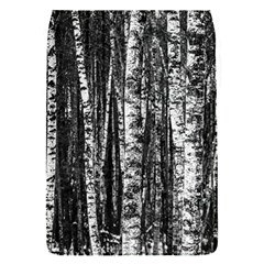 Birch Forest Trees Wood Natural Flap Covers (s)  by BangZart
