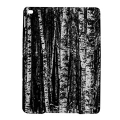 Birch Forest Trees Wood Natural Ipad Air 2 Hardshell Cases by BangZart